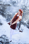 Cute fawn - Original cosplay by Timon-Twinkle