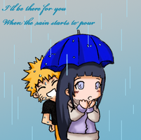 I'll be there for you... by Vejit