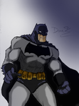 The Dark Knight by RJDJ-Productions