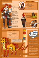 Raggine 'Knave' Reference FULL VER 2013 by AriiKnave