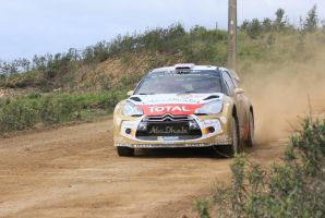 2014, Kris Meeke, Citroen, Ourique, Rally Portugal by F1PAM