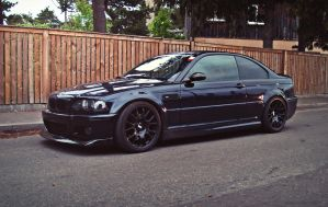 Tuned E46 M3 by ShadowPhotography