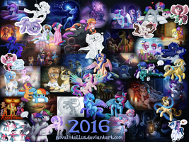 Year of 2016 by Novaintellus