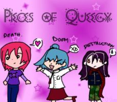 Pieces of Queegy by queegy