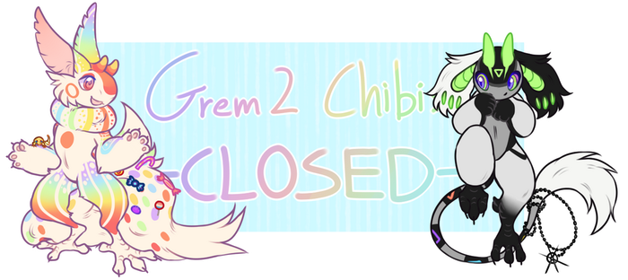Grem Chibi commissions by occultic