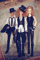 Trois_1 by SillyMysteriousWoman