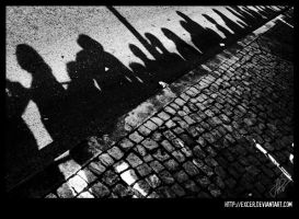 Street ghosts by eXcer
