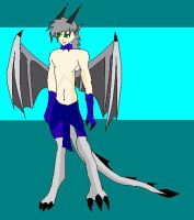 fail try at ref sheet 2 by DragonJuno