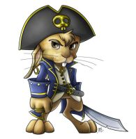 The Dread Captain Fuzzywinkle by Tafuri42