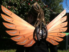Steampunk Wings by MonstrositiesNZ