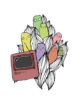 tv bugs by flowersforthoughts