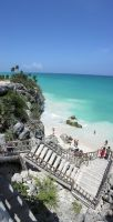 Tulum Ruins 1 by ToeTag