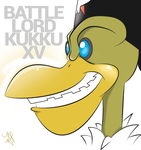 Battle Lord Kukku XV by Pink-Like-Candy