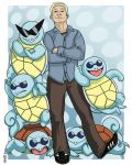 Squirtle! by sayna-jaye