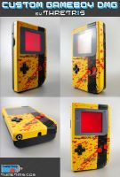 Play It Loud Kill Bill Gameboy by Thretris