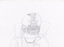 The Dark Knight Rises - Bane by RobotHellboy1114