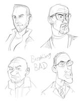 Breaking Bad by samiatay