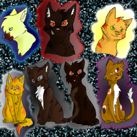 It's Family by Tigerstorm-RiverClan
