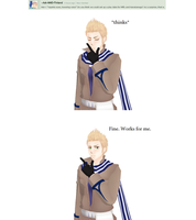 Ask-MMD-Netherlands: Question 4 by Ask-MMD-Netherlands