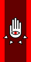 Banner Of The White Hand by GeneralHelghast