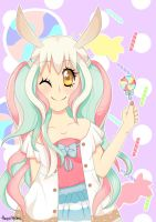 GO.C: Sugar Bunny by HappyHimiko