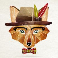 Mr. fox by MaNoU56