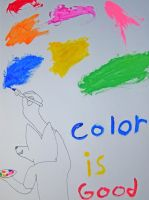 Color is Good by Glamator