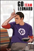 Go Team Leonard by Kirwin85