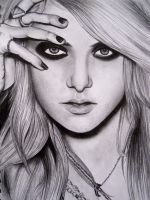 Taylor Momsen by MaryHuong