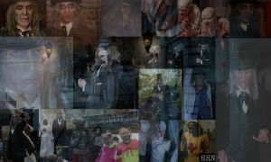 Screamhouse 2002, 2003, 2006 by spottedparr