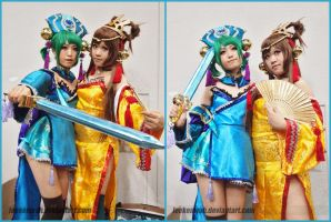 ACG HK 2014 - Day 2 - Cosplay 33 by leekenwah