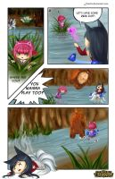 LoL Comic: OP Annie by Aeterniis