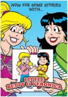 Little Betty and Veronica by Walmsley