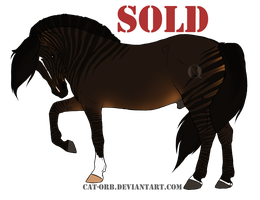 Norwegian Quagga Import: ID 002 - SOLD - by Cat-Orb-Shop