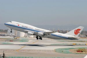 LAX 10 Air China 747-400 by Atmosphotography