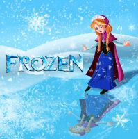 Disney's Frozen-Anna 03 by Nippy13