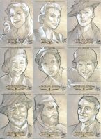Indiana Jones Masterpieces 2 by aimo