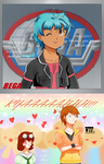 BAMM Week 1 - Once rivals... by Aislin-Le-Fay