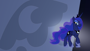 Luna Wallpaper by RDbrony16