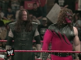 Taker and Kane by SoulfulNobody