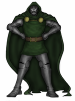 Doctor Doom by vindications