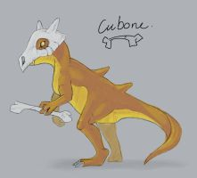 Cubone by wombat72