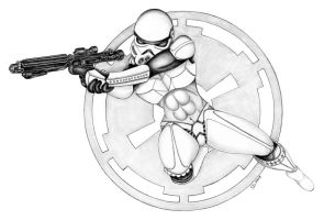 stormtrooper female2 by in2thedarkside