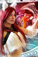 Kitty Cat Katarina - League of Legends Cosplay by Dragunova-Cosplay