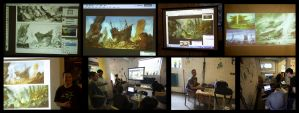 Live Painting Sessions photos by sabin-boykinov