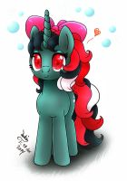 My Little Pony G1 Fizzy G4 Style by Joakaha