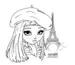 France by JadeDragonne