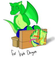 Picture for Kyle Dragon by zp92