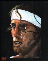 Urijah Faber (MMA) by SallyDoesArts