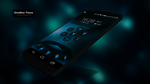 Next Launcher Theme GlowBlue by Karsakoff